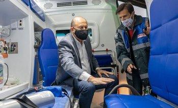 Santa Fe: Perotti enreda la campaña en la gestión de la pandemia | Coronavirus en argentina