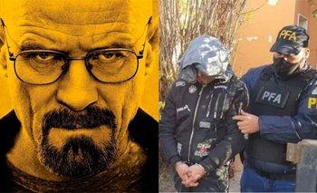 Cayó el Heisenberg argentino: profe de química traficaba drogas   Narcotráfico