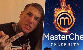 MasterChef 2: Alex Caniggia rompió el silencio y se pudrió todo   Masterchef celebrity