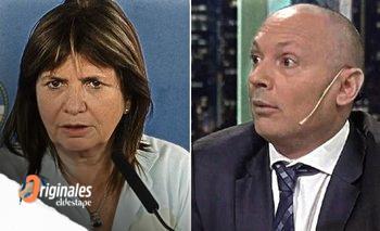 Mails de D'Alessio exponen su vínculo con el ministerio de Seguridad de Bullrich | Espionaje ilegal