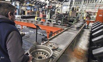 La producción industrial creció en abril 60,7% interanual | Industria