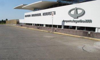 Pusieron en marcha un nuevo sistema de seguridad en el aeropuerto de Chaco   Seguridad aérea
