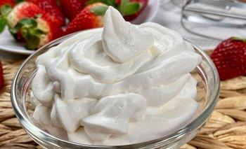 Cómo hacer crema chantilly: la receta más fácil y rápida   Recetas de cocina