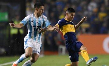Boca - Racing: TV, hora, streaming y posibles formaciones | Copa de la liga profesional