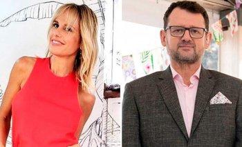 El escándalo cerca de estallar entre Mariana Fabbiani y Christophe   Televisión