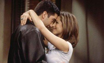Friends: Jennifer Aniston y David Schwimmer dieron una inesperada primicia   Series