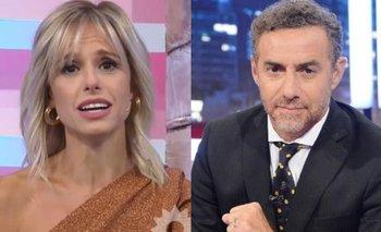 Mariana Fabbiani llevó a Luis Majul y se hundió en el rating | Televisión