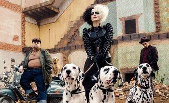 Cruella: revisionismo fresco y audaz de la icónica villana de Disney   Estrenos de cine