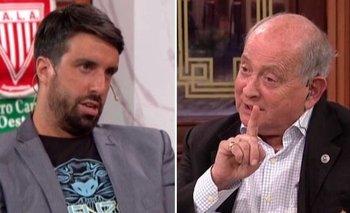 Chiche Gelblung cruzó a Flavio Azzaro en Polémica en el Bar | Televisión