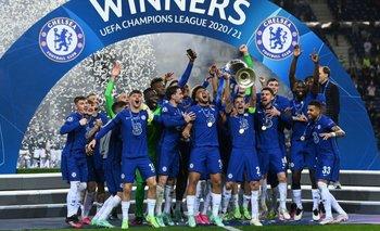 Se lamenta Agüero: el gol del Chelsea para ganar la Champions | Champions league