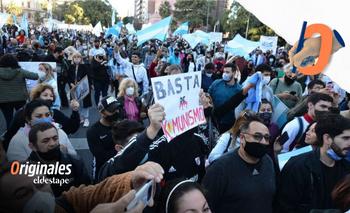 La militancia en pandemia: entre la calle vedada y el nudo social | Coronavirus en argentina