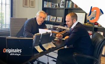 A horas del cierre con el Club de París, urge la deuda interna   Panorama político
