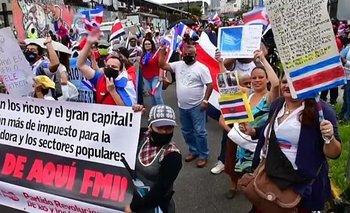 Costa Rica, la verdadera cara del FMI | Fmi