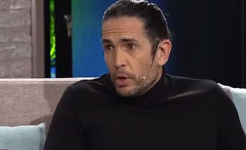 """Diego Ramos casi se quiebra: le dijeron """"enfermo"""" por ser gay   Televisión"""