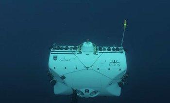 Científicos descendieron a una fosa oceánica y sólo encontraron basura | Contaminación