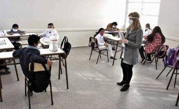 San Juan otorgó la posibilidad de elegir clases presenciales o virtuales | Coronavirus en argentina