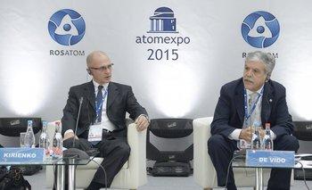 """De Vido: """"acuerdos estratégicos"""" con Rusia y China aumentarán en 150% producción de energía nuclear   Nuclear"""