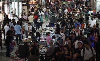 La venta callejera se incrementó más del 30% | Cámara argentina de comercio
