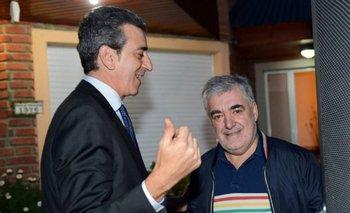 Randazzo muestra a Das Neves como su candidato a gobernador | Florencio randazzo