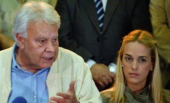 La insólita gira de Felipe González a Venezuela | América latina