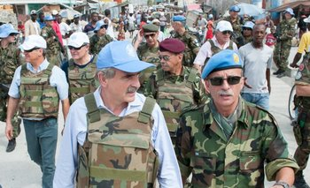 Ricardo Cundom es el nuevo jefe del Ejército   Ejército