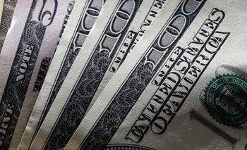 El dólar blue se disparó a $13,57 | Dólar ahorro