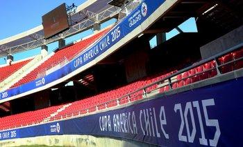 Chile-Uruguay abren los cuartos de la Copa América 2015 | Copa américa chile 2015