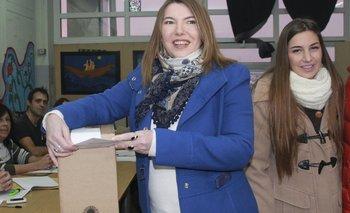 Tierra del Fuego: los candidatos votaron y se mostraron confiados para ganar el balotaje   Daniel scioli