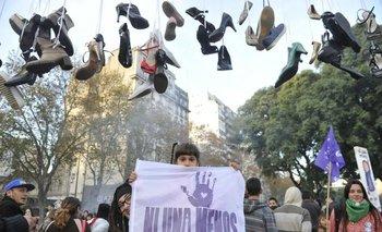 #NiUnaMenos: a un año de la movilización se renuevan los reclamos contra la violencia machista | Femicidios