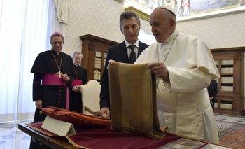 Las razones del desencuentro entre el papa Francisco y Macri   Mauricio macri