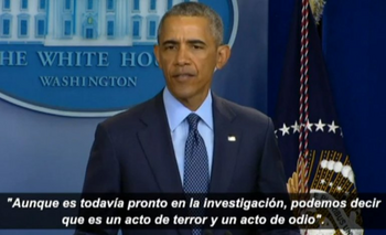 Masacre de Orlando: Obama rechaza que haya sido obra del terrorismo internacional | Estado islámico