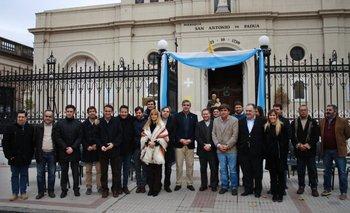 Reunión de intendentes peronistas en San Antonio de Areco | Papa francisco