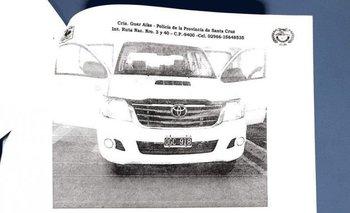 La policía Metropolitana en Santa Cruz: las pruebas del hecho que denunció Cristina | Policía metropolitana