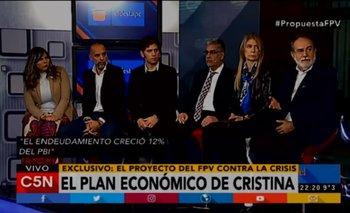 Punto por punto, el plan del PJ para salir de la crisis económica de Macri | Axel kicillof
