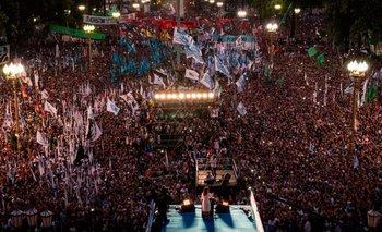 Revelan el nombre del frente con el que Cristina Kirchner iría a las PASO | Cristina kirchner