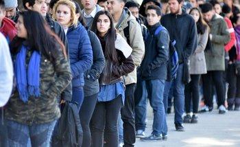 La desocupación aumentó al 9,2% en el primer trimestre   Indec