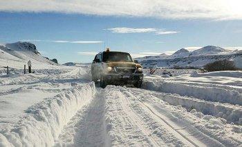 Increíble: un intendente les pidió a los dueños de campos que no abandonen a los peones en la nieve | Temporal
