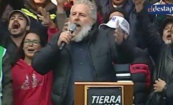El cantito contra Macri y el FMI que se escuchó fuerte en Plaza de Mayo | Marcha federal
