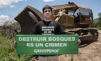 Greenpeace denuncia amenazas por parte del primo de Marcos Peña | Marcos peña