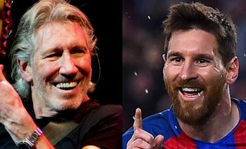 Roger Waters apoyó a la Selección Argentina por suspender el partido contra Israel | Israel
