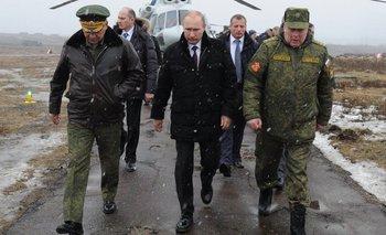 A ocho días de recibir el Mundial, Rusia bombardea Siria y mata a 38 civiles | Rusia