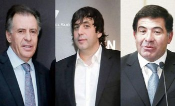 López, Echegaray y De Sousa, a juicio oral | Ricardo echegaray