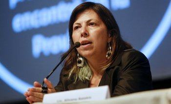 Silvina Batakis lanza una agrupación política | Silvina batakis