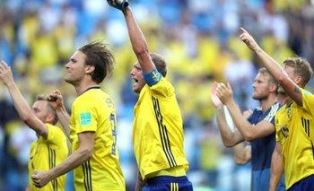 Rusia 2018: con un penal y la ayuda del VAR, Suecia derrotó a Corea 1 a 0 | Corea del sur