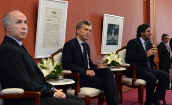 Tras la reunión entre Macri y Lorenzetti, la Corte tratará el caso Farmacity | Ricardo lorenzetti
