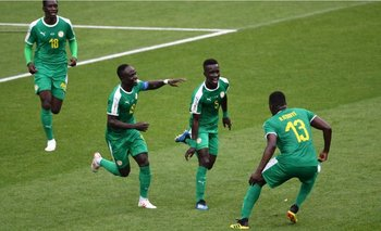 Rusia 2018: en el Mundial de las sorpresas, Senegal venció a Polonia 2 a 1 | Colombia