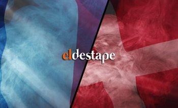 Rusia 2018: Francia y Dinamarca empataron 0 a 0 | Dinamarca