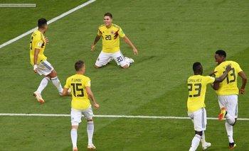 RUSIA 2018 | Colombia derrotó a Senegal y logró el pase a octavos | Colombia