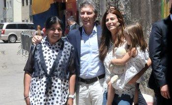 Margarita Barrientos reconoció que empeoró la crisis pero sigue apoyando a Macri   Pobreza