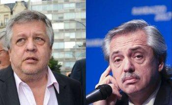 Dura respuesta de Alberto Fernández a la amenaza de Carlos Storneilli | Justicia